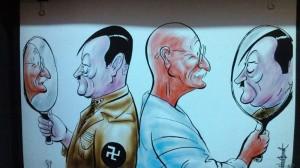 cartoon 1,mangesh tendulkar(ka)