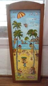 beach scnerio,alex fernandes(ka)