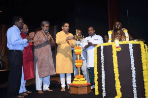 Inaguration of the fest on 3rd Nov17