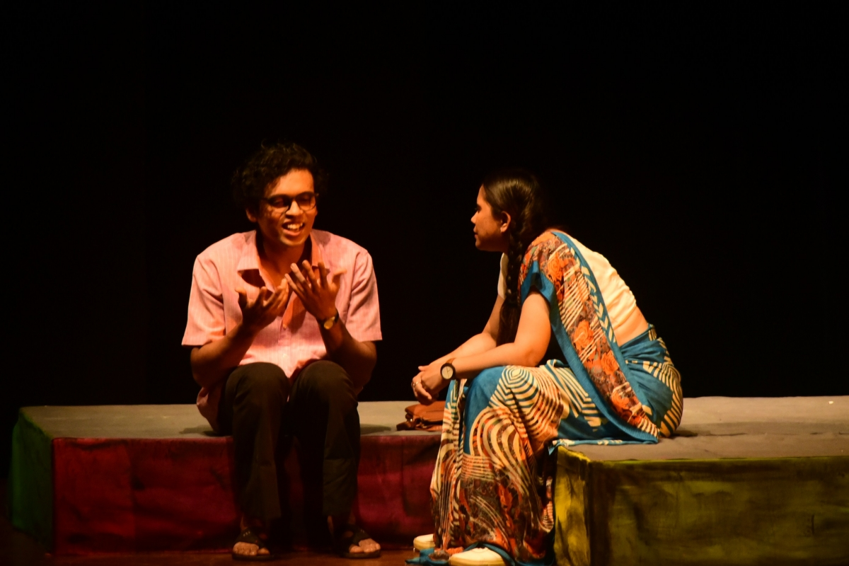1st prize winning Drama Mitrachi Kani Presented by Rudreshwar