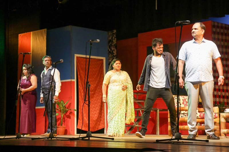 Tiatr 'Sorry' staged by Machi Mogi Morjim Cultural Sanskrutic Saunstha, Morjim won the 1st prize in 45th Tiatr 'A' Group Competition
