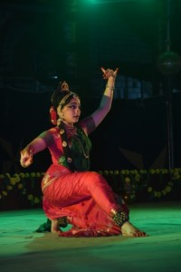 Kuchipudi performance by Prateeksha Kashi