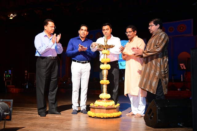 Inaguration of the programme at the hands of Shri. Pramod Sawant, Chief Minister of Goa