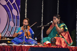 Instrumental Concert (Carnatic) by Stree Taal Tarang Group of Panchakanayas