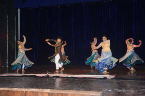 Kathak Dance by Ritusri Chaudhuri & Group