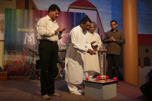 Inaguration of the World Music Day by Member Secretary