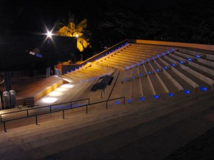 OPEN AIR AUDITORIUM