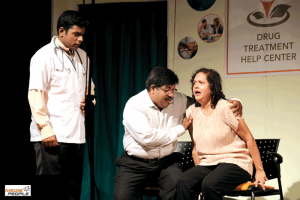 43rd Tiatr 'A' Group 1st Prize winning Photo